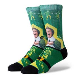 Stance Stance ELF I Know Him Socks