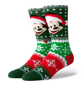 Stance Stance Mickey Claus Socks
