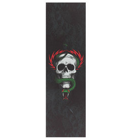 "Powell Peralta Powell Peralta McGill Skull & Snake Griptape Sheet (10.5"")"