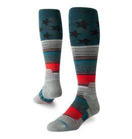Stance Stance Snow Star Fade Socks
