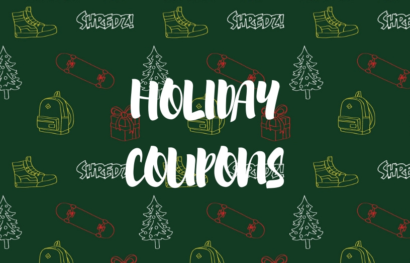 Holiday Coupons Are Back