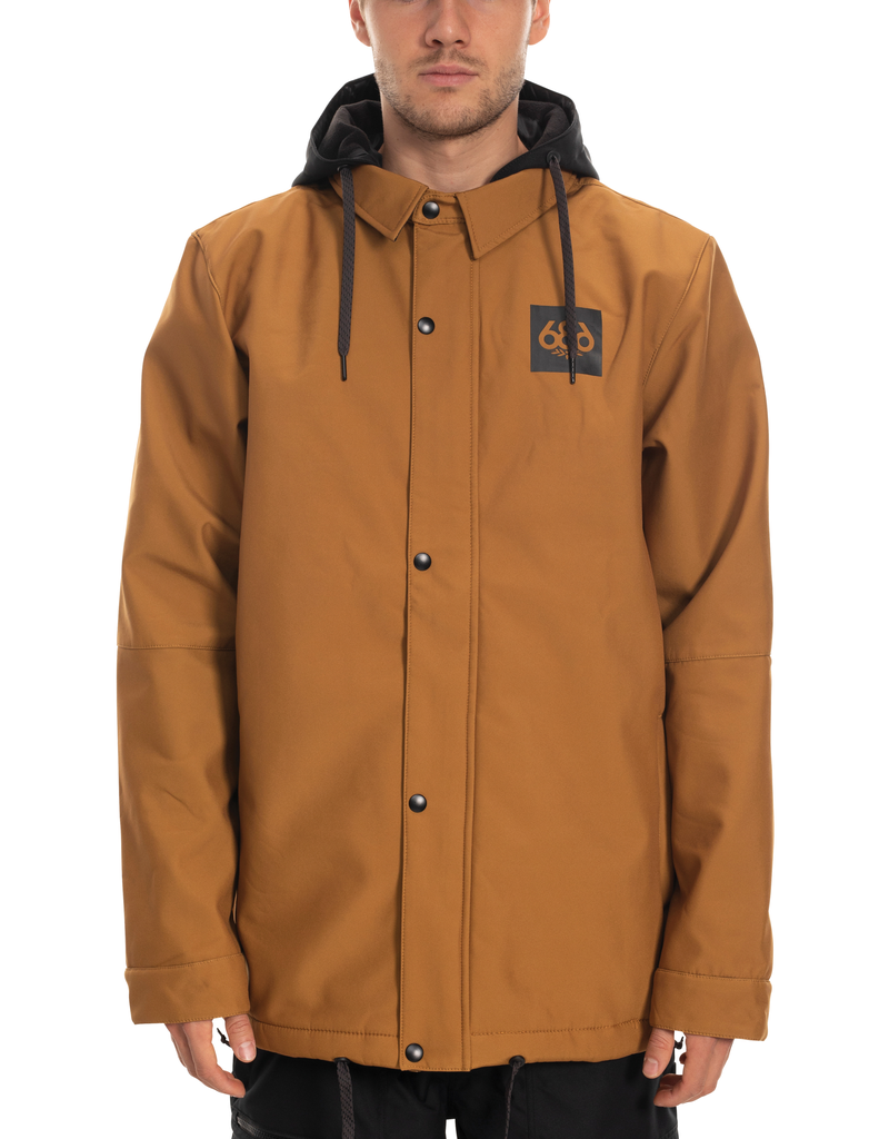 686 686 Waterproof Coaches Jacket