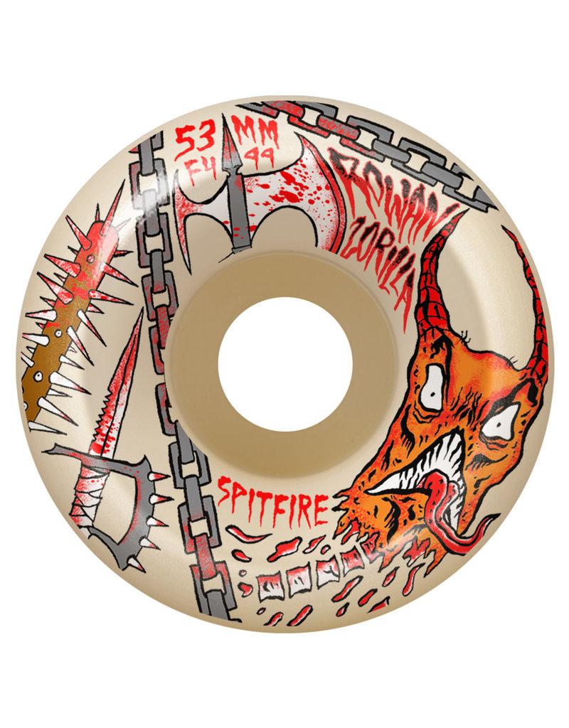 Spitfire x Neckface Rowan Zorila Wheels