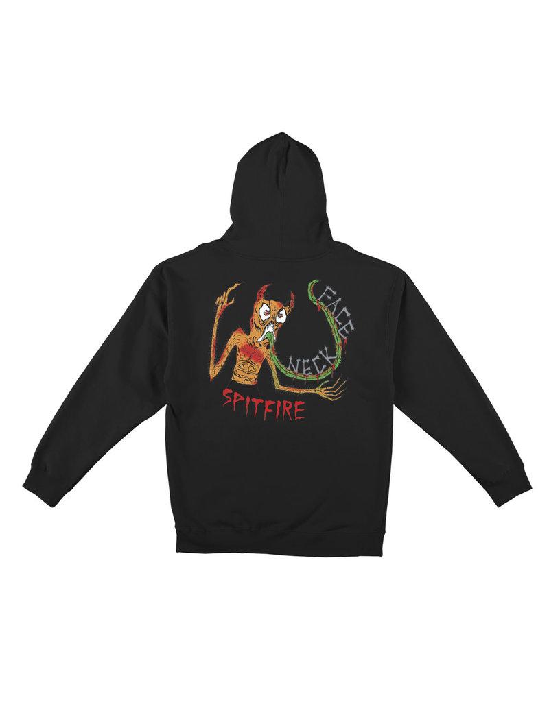 Spitfire x Neckface Hoodie black online canada