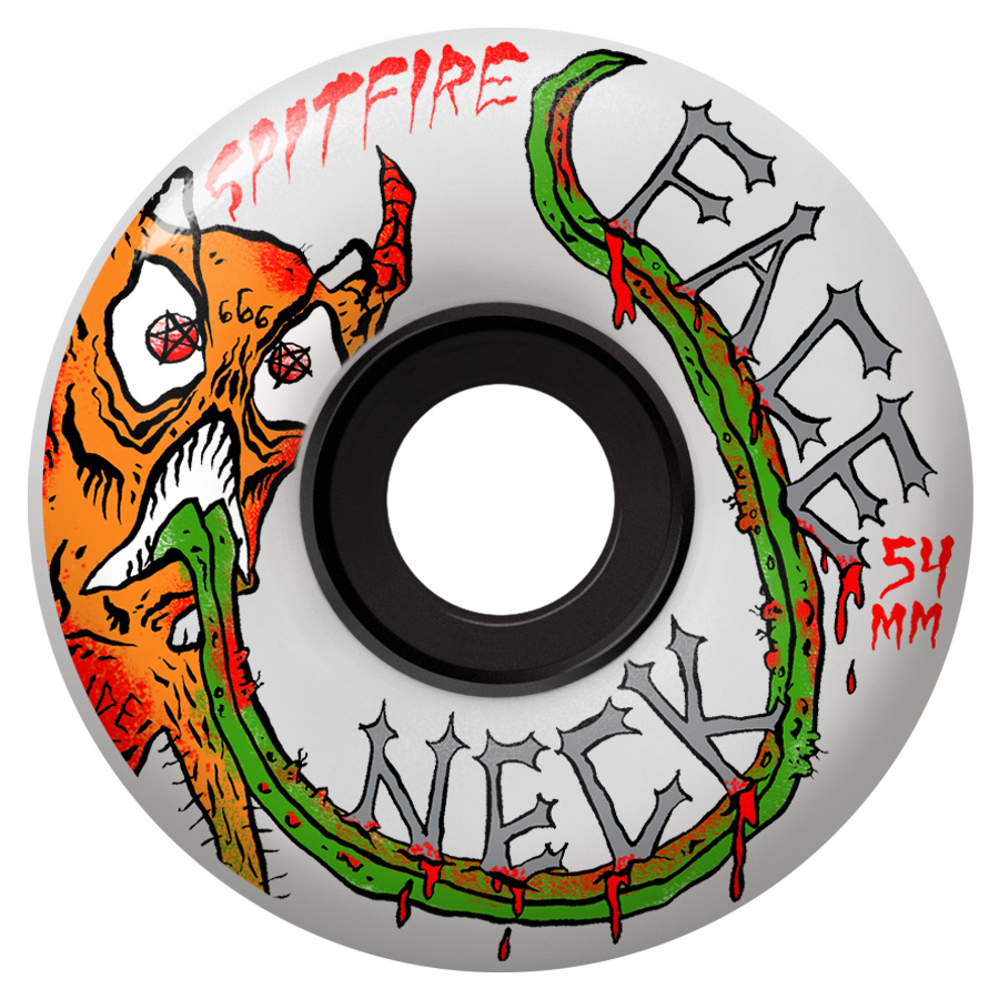 Spitfire x Neckface Charger Wheels Soft 83B