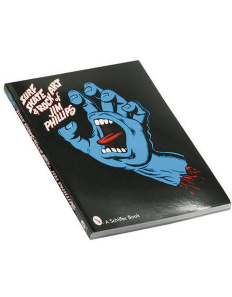 Books The Skate, Surf & Rock Art Of Jim Phillips Book