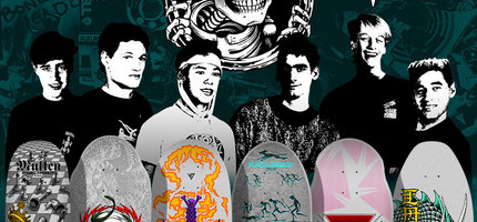 Powell Peralta Bones Brigade Series 12 Skateboards