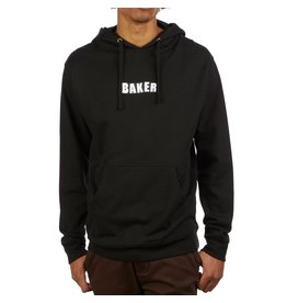 Baker Baker Brand Logo Pullover Hoodie