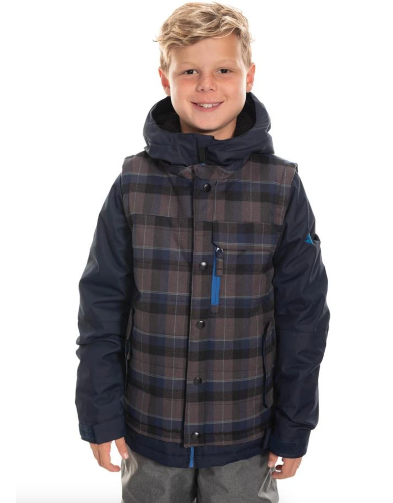 686 686 Boys Scout Insulated Jacket