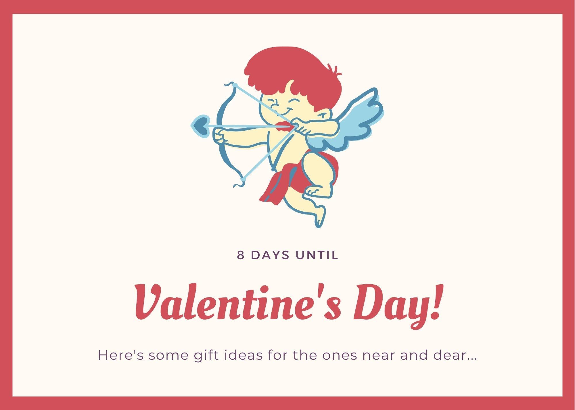 Shredz Valentine's Day Deals