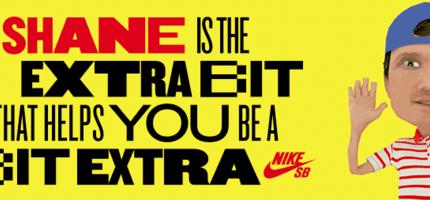 NEW Shane O'Neill The Extra Bit Part