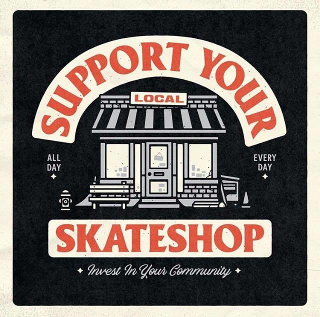International Skateshop Day