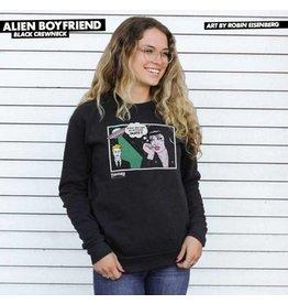 Thrasher Thrasher Girls Alien Boyfriend Crewneck Sweater