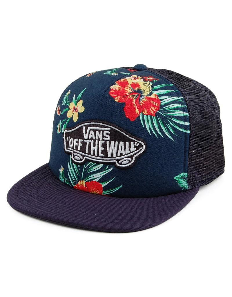 Vans Vans Classic Patch Trucker Hat (floral)