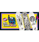 Santa Cruz My Colorway Meek Slasher Deck (10.1)