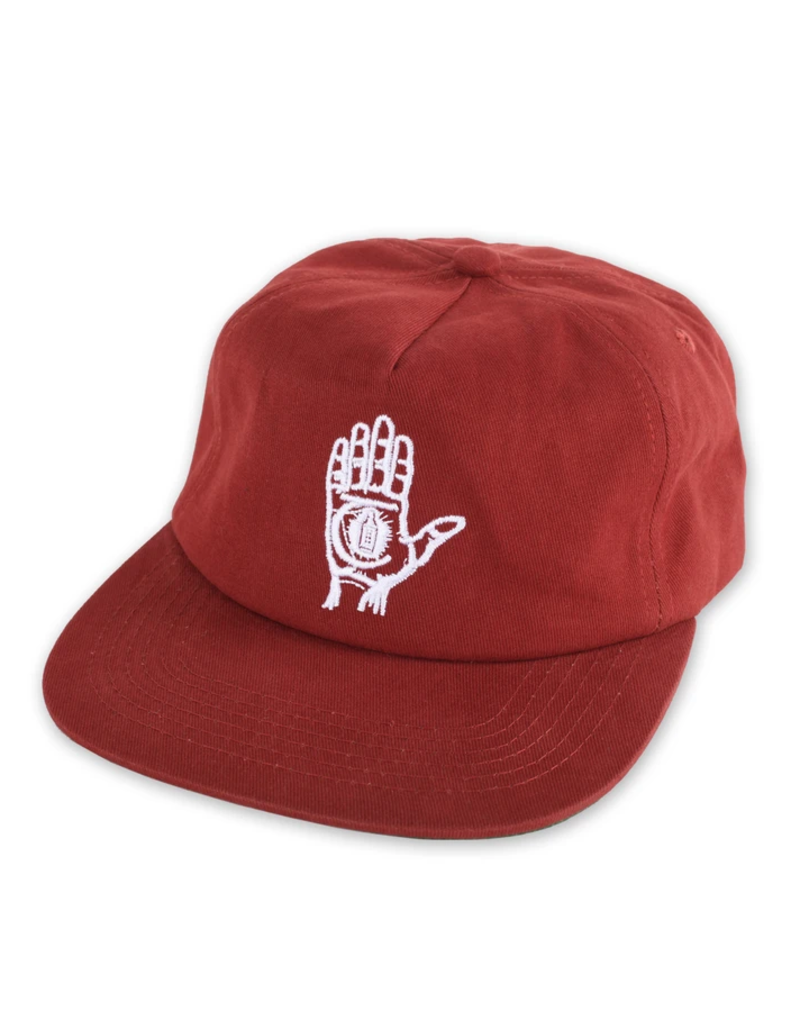 Theories Theories Hand Of Theories Strapback Hat