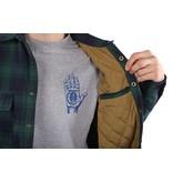 Theories Theories Lantern Flannel Jacket