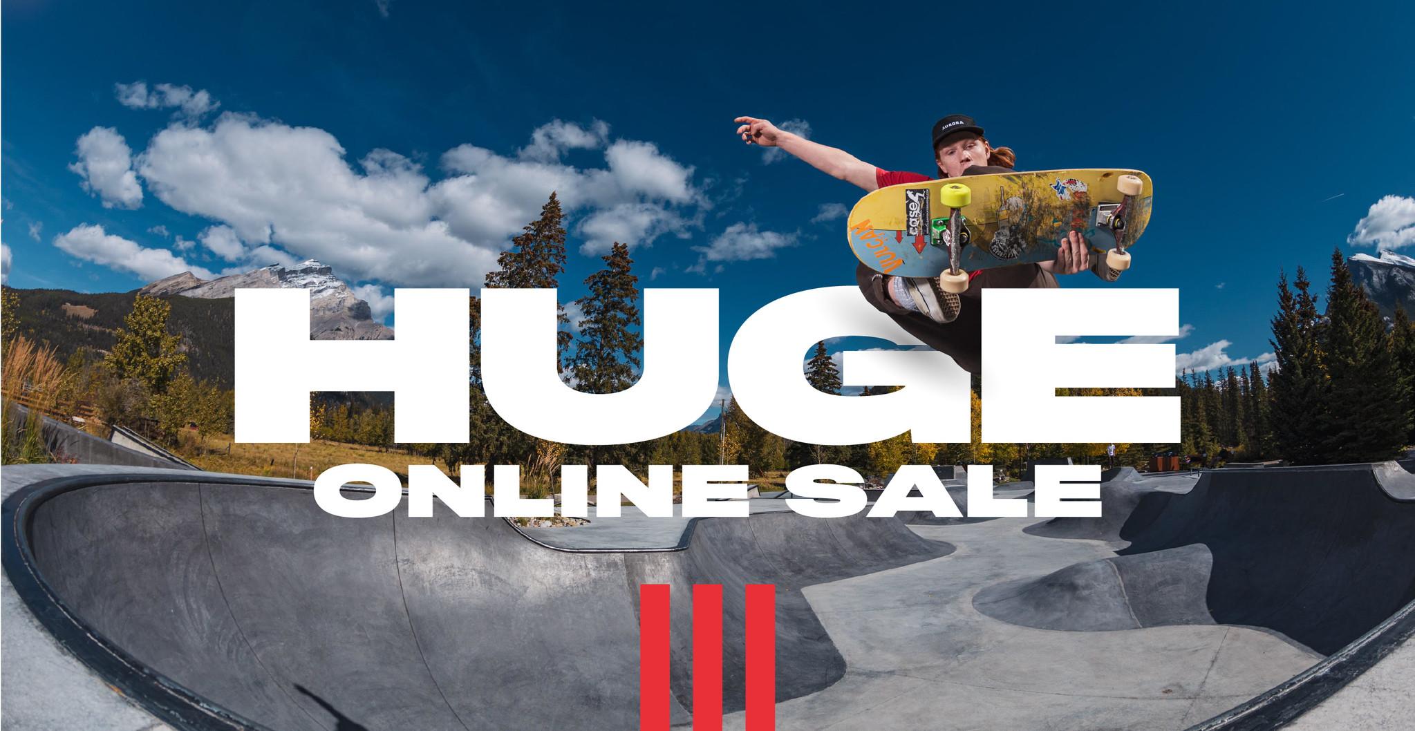 Huge Online Sale
