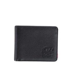 Herschel Herschel Hank+ Leather Wallet (black)