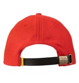 Krooked Krooked K Love Strapback Hat (cardinal)