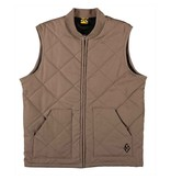 Krooked Krooked Diamond K Quilted Vest