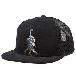 Powell Peralta Powell Peralta Skull & Sword Mesh Hat