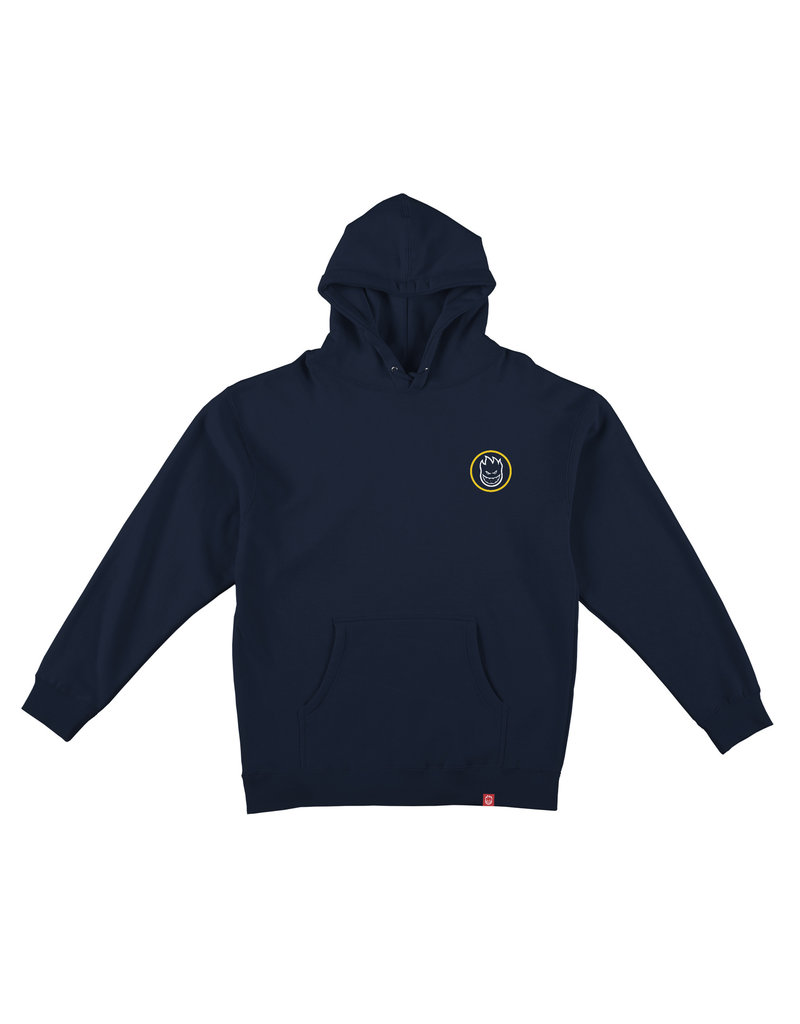 Spitfire Spitfire Youth Classic Swirl Face Hoodie