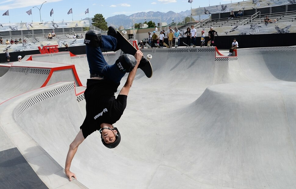 Tony Hawk Now Rides For Vans Shoes