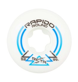 Ricta Rapido Round Wheels 99A (52mm)