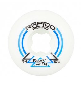 Ricta Rapido Round Wheels 101A (54mm)