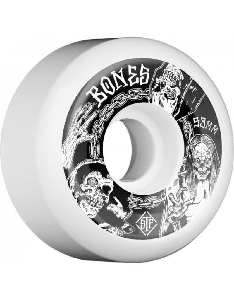 Bones Bones STF Terror Nacht Wheels V5 (52mm)