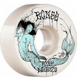 Bones Bones STF Decenzo Mermaid Wheels V2 Locks (52mm)