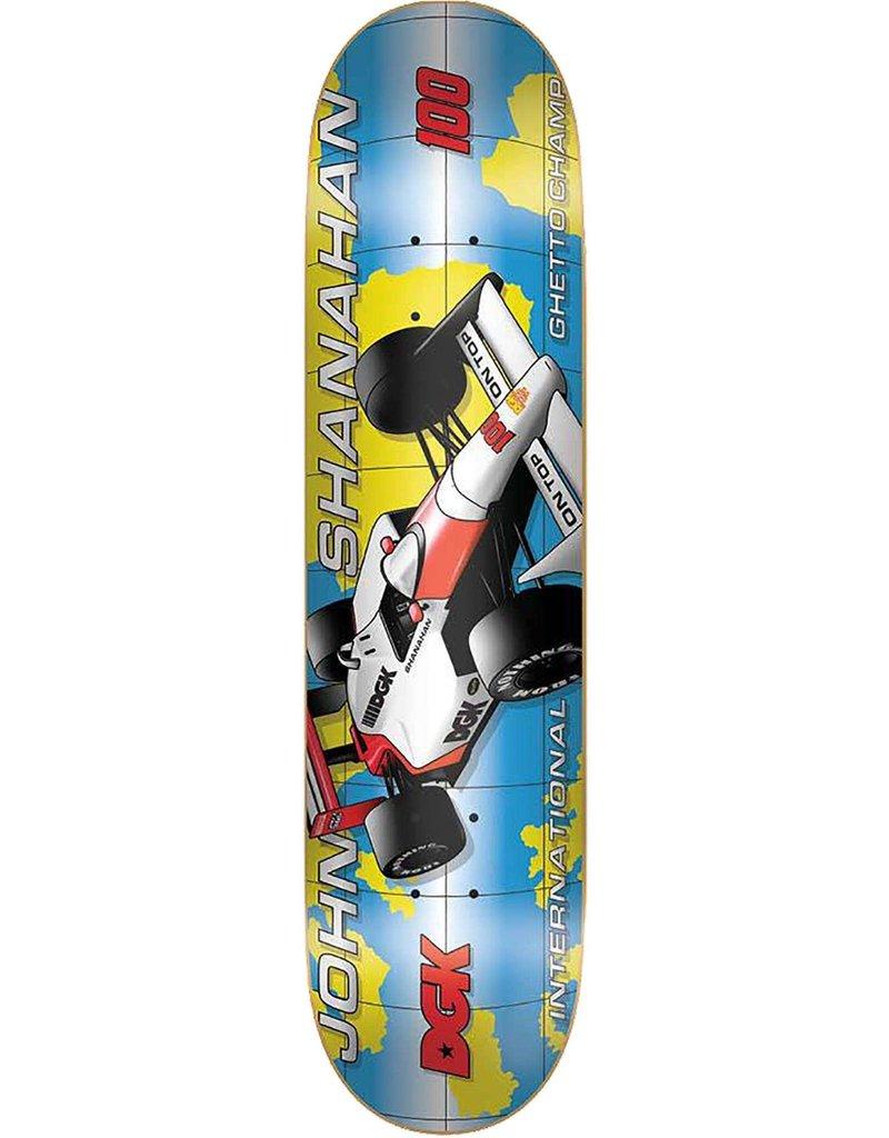 DGK Full Throttle Shanahan Deck (8.25)