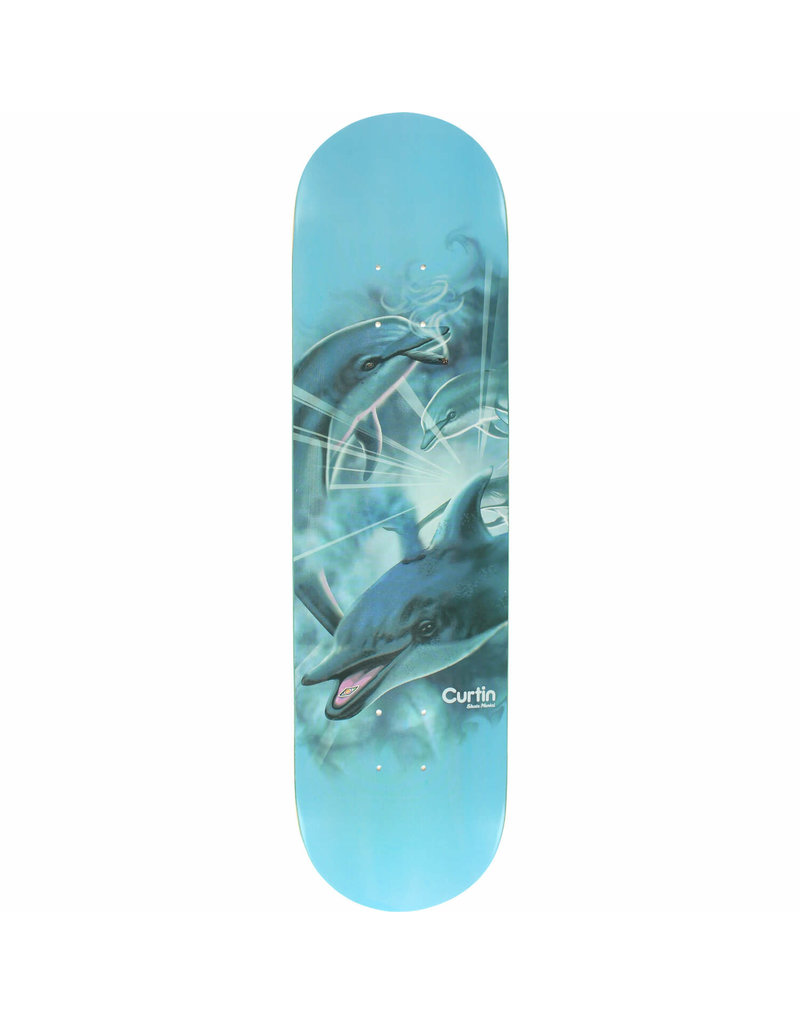 Skate Mental Curtin Dolphins Deck (8.0)