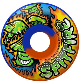 Spitfire Spitfire Toxic Shrooms Orange Swirl Wheels (53mm)