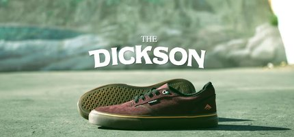 Emerica Jon Dickson Pro Shoes
