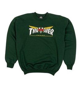 Thrasher Thrasher x Venture Collab Crew Sweater