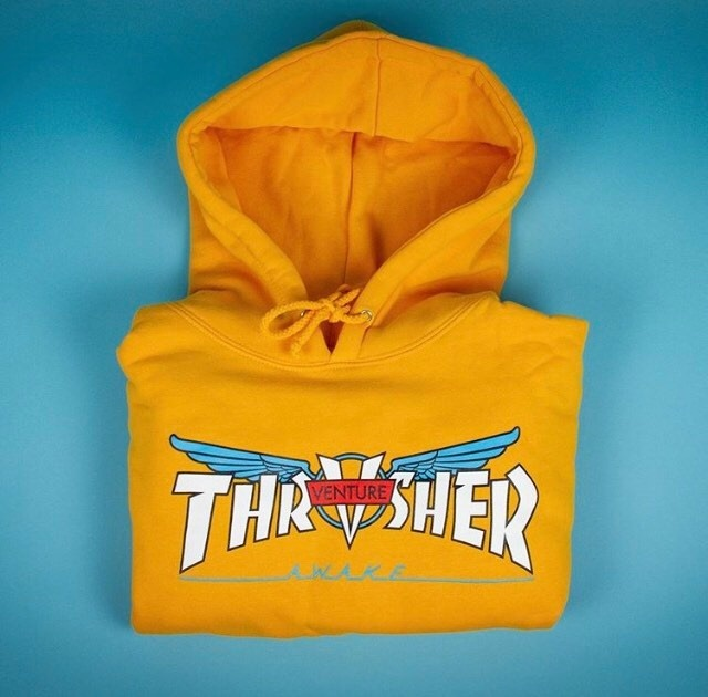 Venture x Thrasher Clothing Online Canada