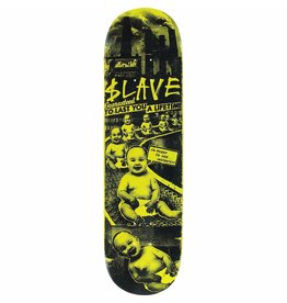Slave Toxic Babies Deck Yellow (8.25)