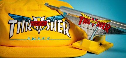 Thrasher x Venture Trucks Collection