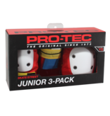 Pro-Tec Pro-Tec Pad Set 3 Pack