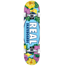 Real Real Oval Blossoms (8.0) Skateboard Complete