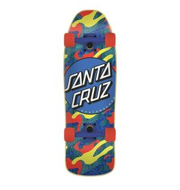Santa Cruz Primary Dot Mini Cruiser Complete (8.39)