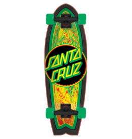 Santa Cruz Rastafied Dot Cruiser