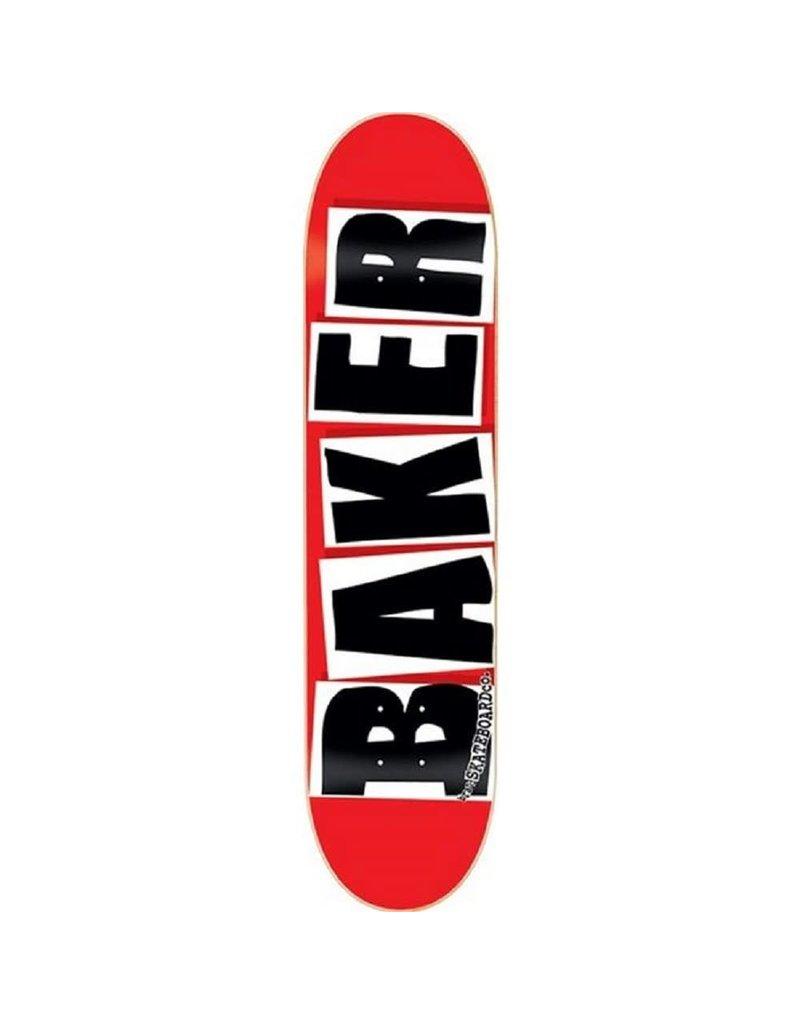 Baker Baker Brand Logo Deck (7.88)