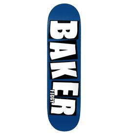 Baker Baker Figgy Brand Name Deck Blue (8.125)