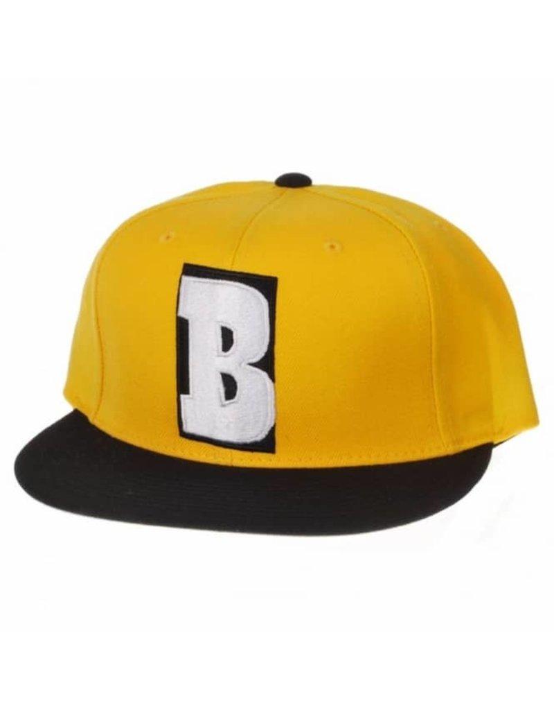 Baker Baker B Logo Snapback Hat