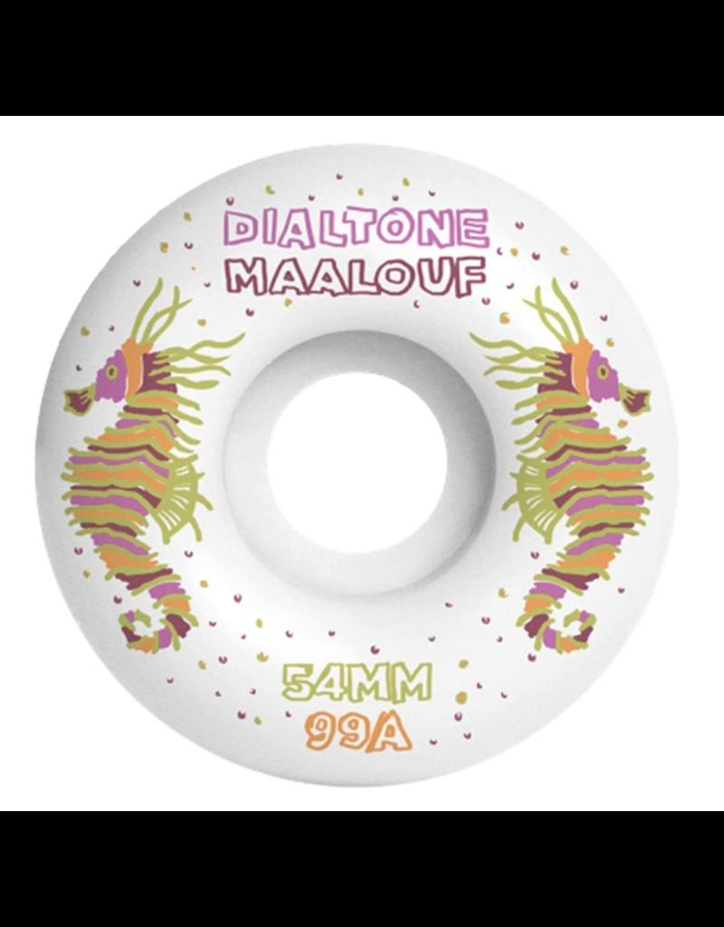 Dial Tone Dial Tone Crayon Pony Fish Wheels 99A (54mm)