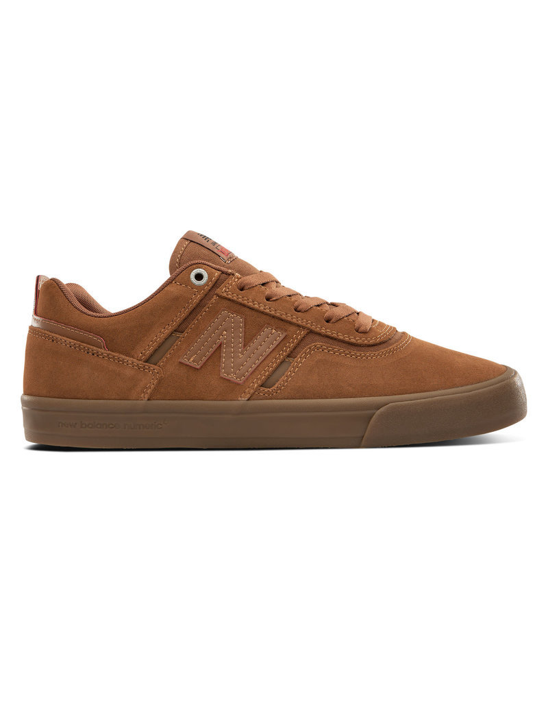 New Balance x Deathwish Jamie Foy Pro Shoes Brown