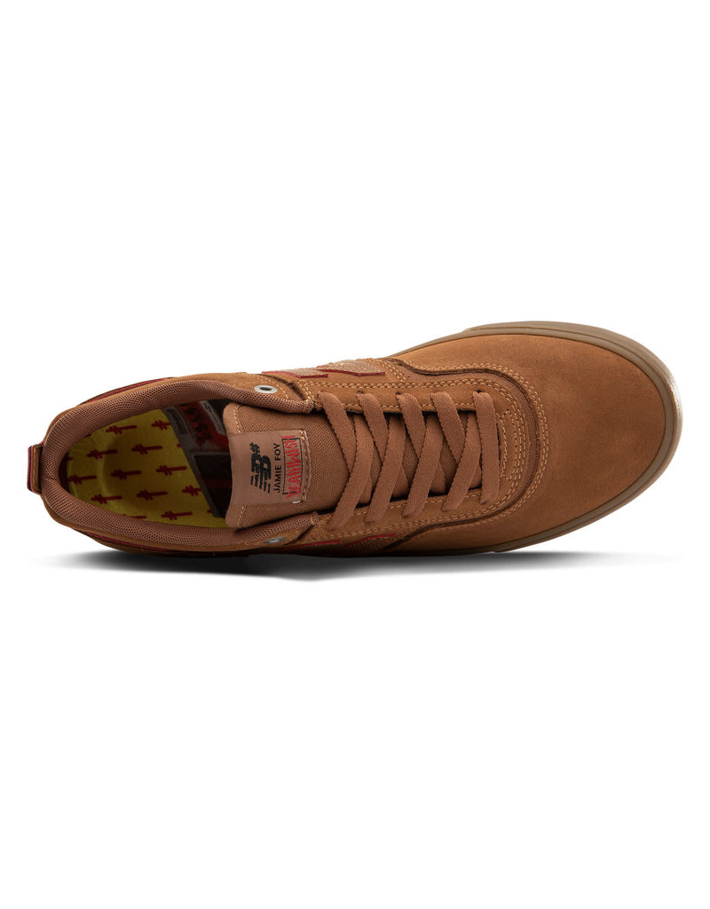 New balance death wish shoes brown